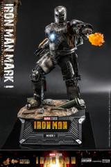 Hot Toys -  Iron Man: Iron Man Mark I (Reissue)