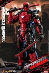 Hot Toys - Armorized Deadpool