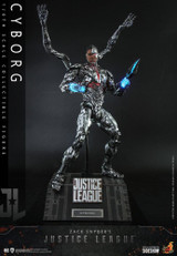 Hot Toys - Justice League - Cyborg