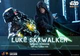 Hot Toys - Star Wars The Mandalorian: Luke Skywalker Jedi Knight with Grogu Deluxe