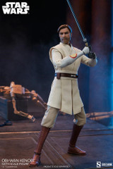 Sideshow - Star Wars The Clone Wars: Obi-Wan Kenobi