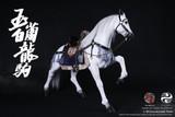 303Toys - Mp012 1/6 Three Kingdoms: Yulan White Dragon Steed