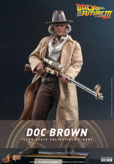 Hot Toys - Back to the Future III - Doc Brown