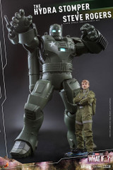 Hot Toys - What If...? - Steve Rogers and The Hydra Stomper