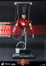 Hot Toys - Iron Man Mark III (Construction Version)