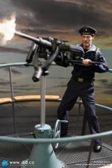 DID - WWII German U-Boat Seaman Obermaat – Erwin