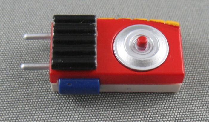 Hot Toys - Stun Gun - Red - Improvised