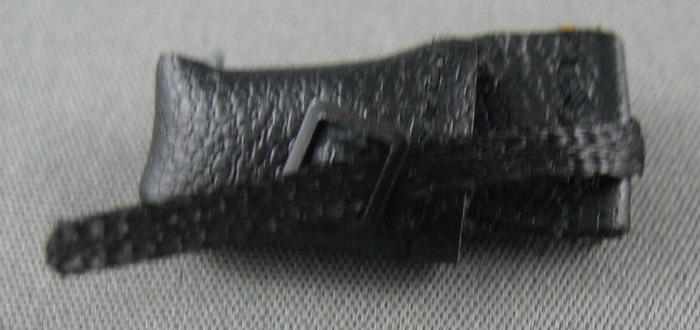 Phicen - Ammo Pouch - Pistol Mag - Black Leather