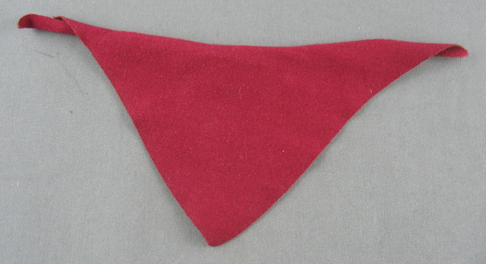 Coo Model - Bandanna - Red