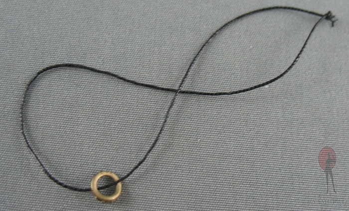 Hot Toys - Necklace - Ring on String
