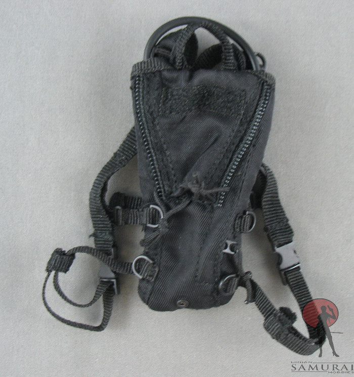 DAM - Hydration Pack - /w Tube - Black