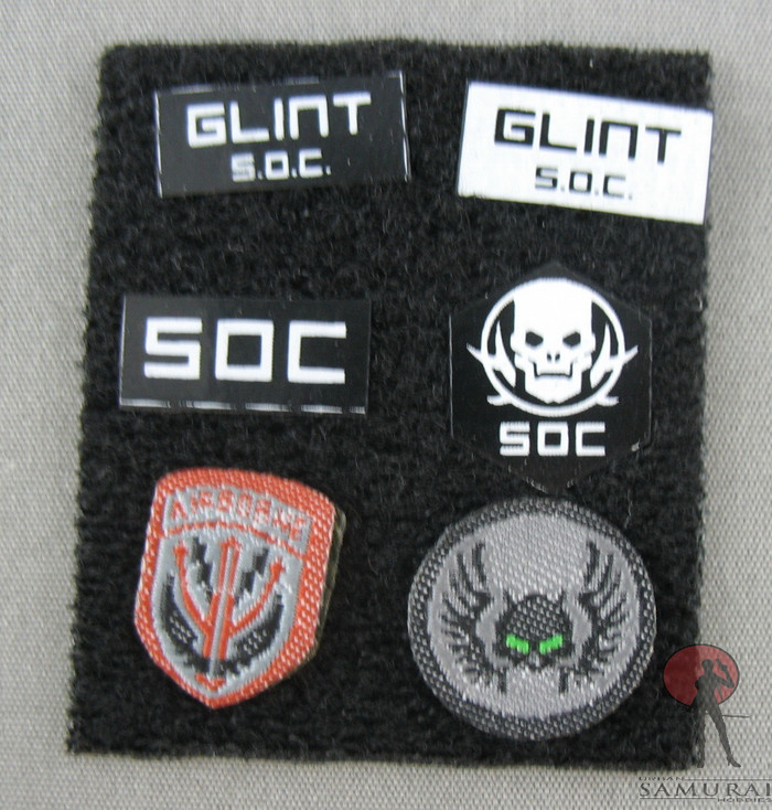 DAM - Patch Set - Special Ops Center & More