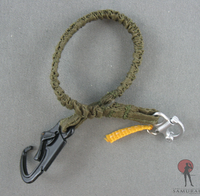 DAM - Retention Lanyard - OD - Green