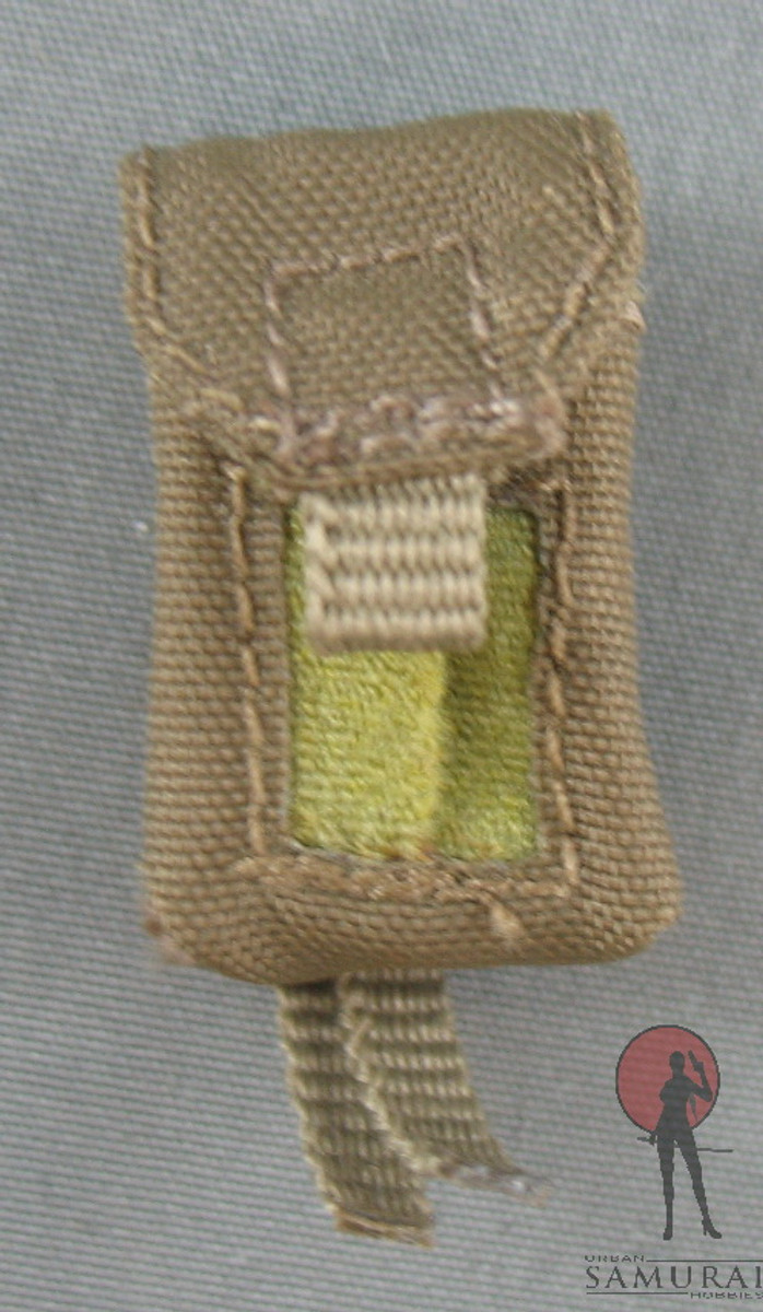 Soldier Story - Molle Medical Gloves Pouch - Tan