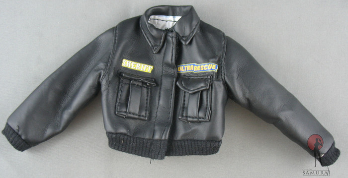 Other - Leather Jacket - Ultra Rescue Sheriff