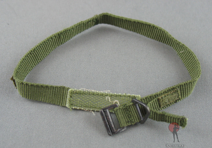 DAM - Belt - Tactical Rigging Style - Strap/Weave Style - Green