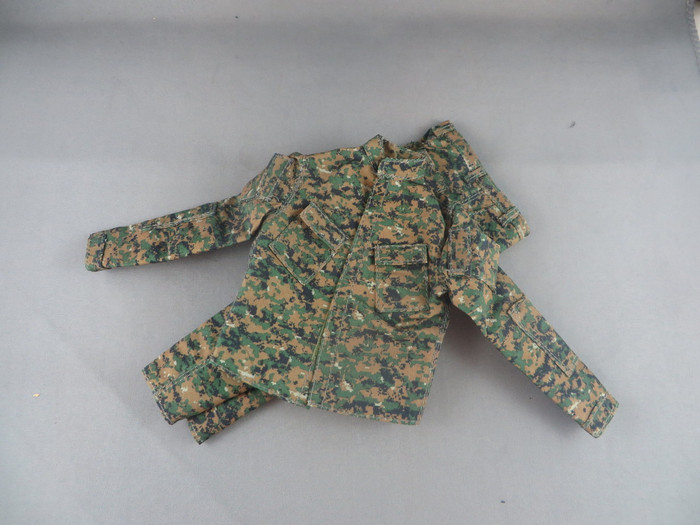 Very Hot - Uniform Set - Woodland Marpat BDU