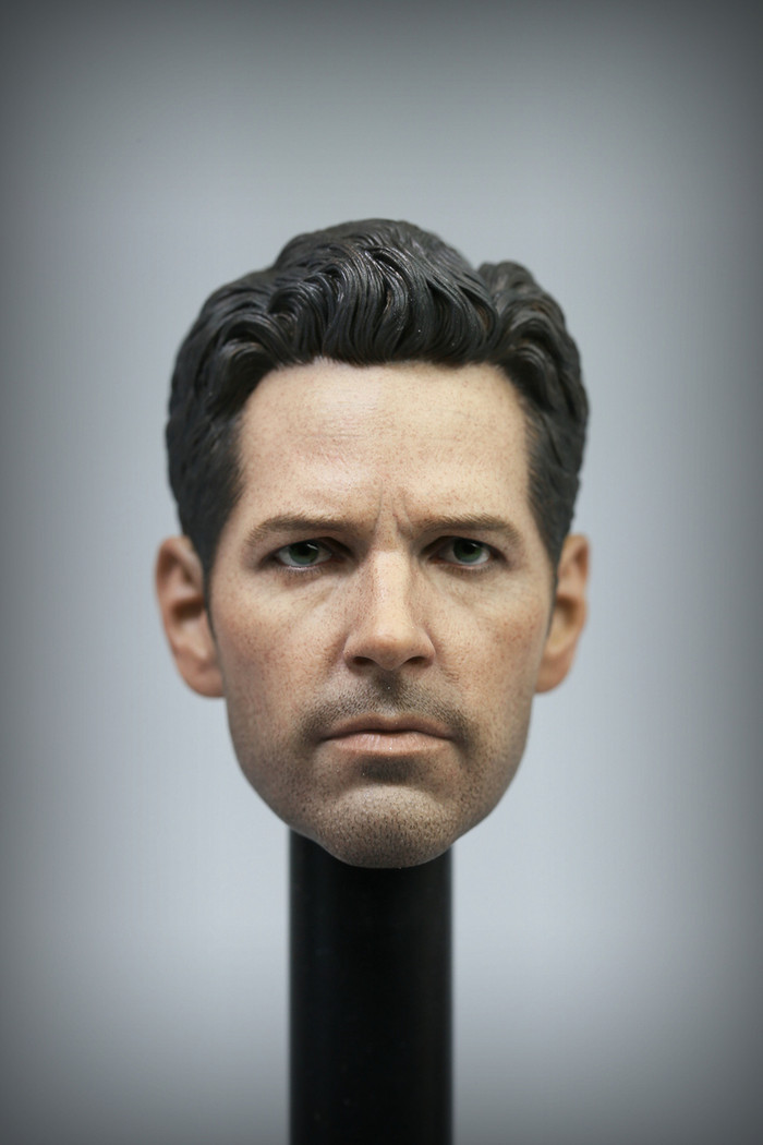 Other - Paul Character Head Version 2