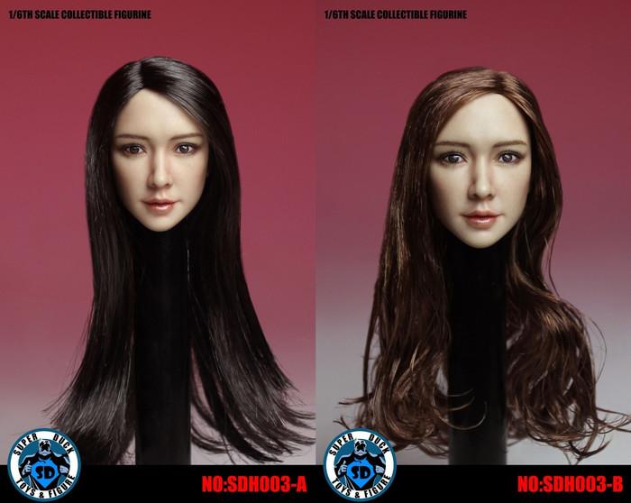 Super Duck - Asian Headsculpt Version 3