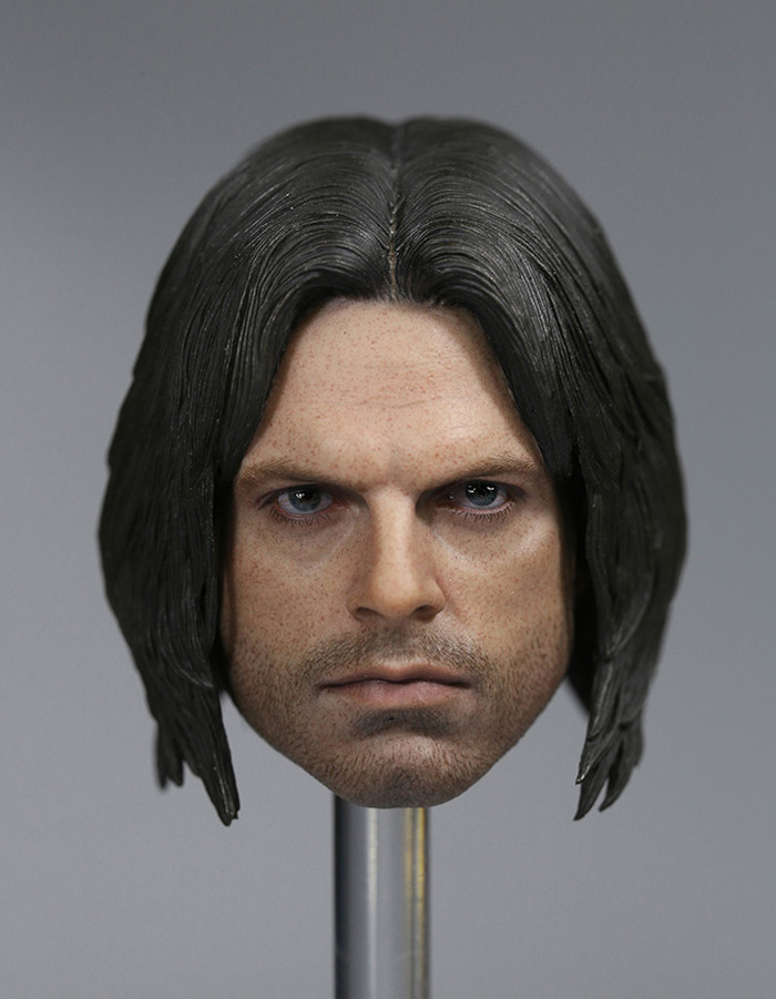 Miscellaneous - Custom Winter Warrior Head