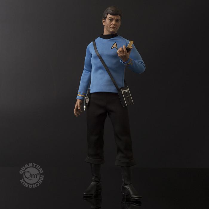"Quantum Mechanix - Star Trek The Original Series - Dr. Leonard ""Bones"" McCoy"