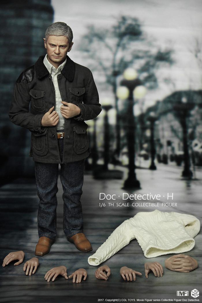 CGL Toys - Doc Detective H