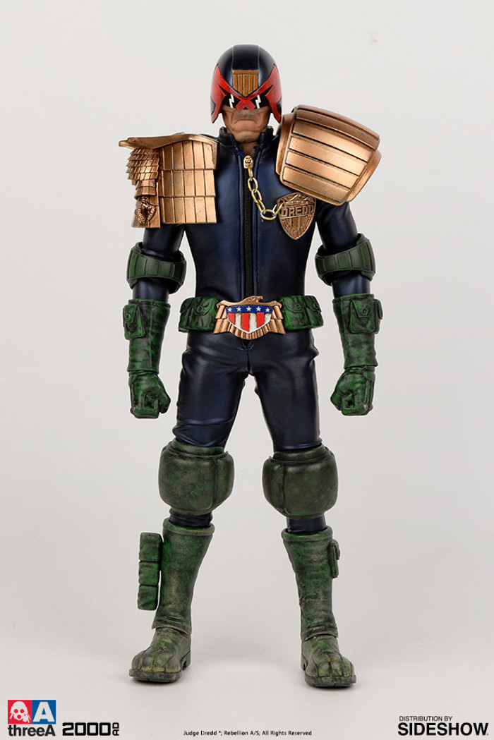 ThreeA Toys - Apocalypse War Judge Dredd