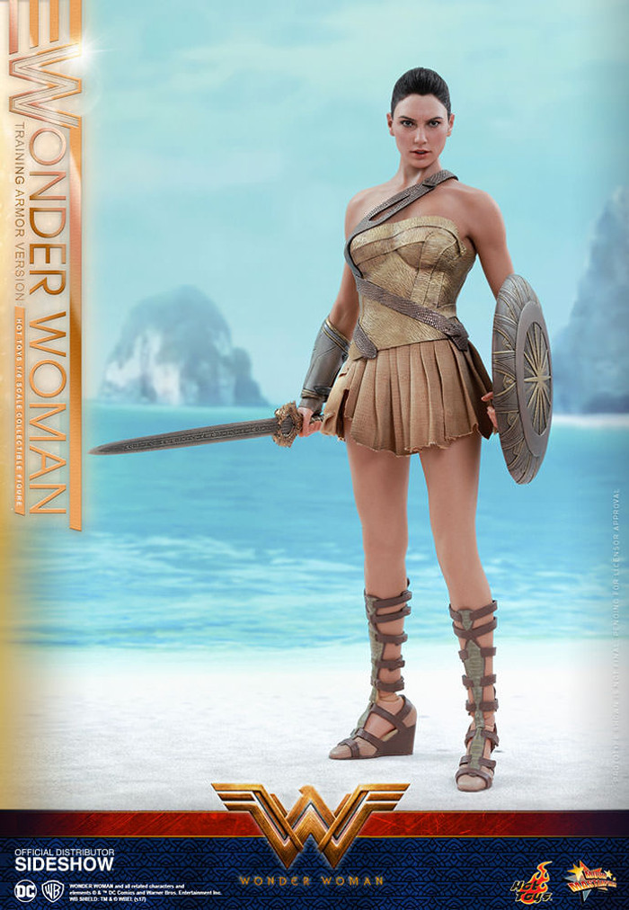 Hot Toys - Wonder Woman Training Armor Version