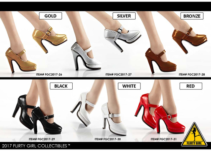 Flirty Girl - Oktober Girl High Heel Shoes