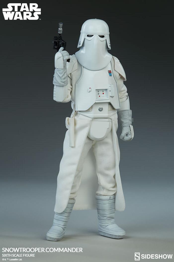 Sideshow - Star Wars: Snowtrooper Commander
