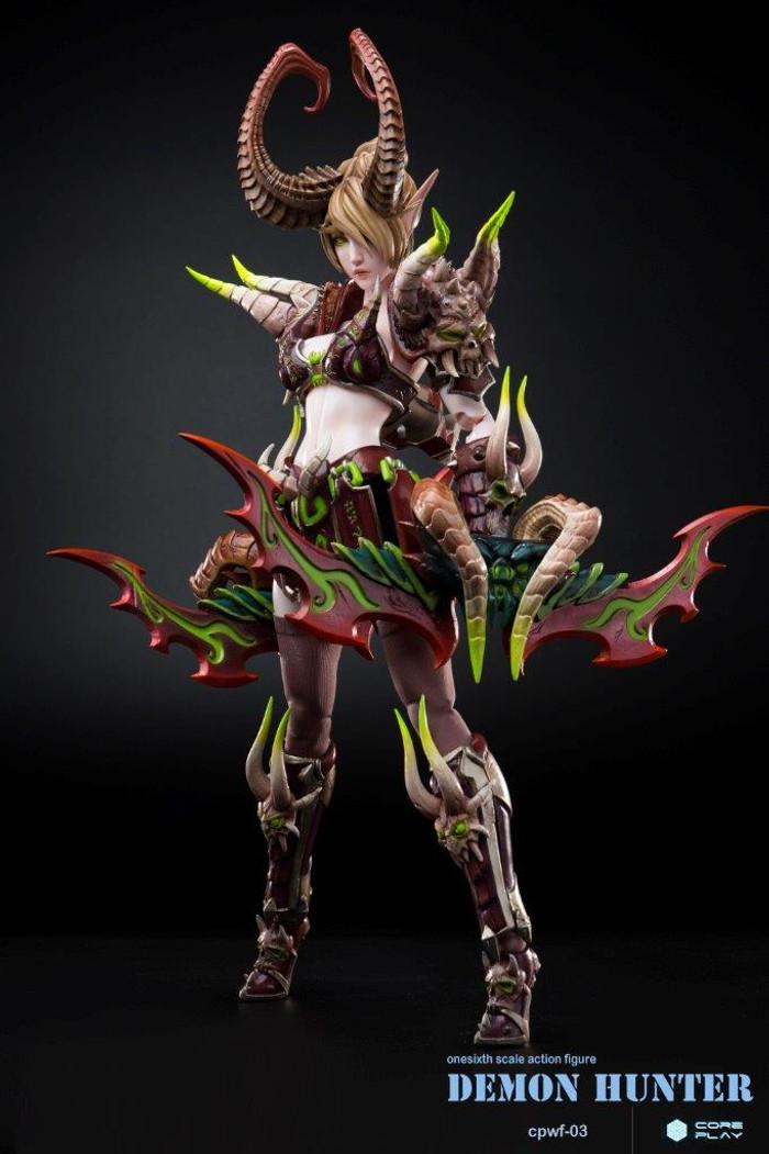 Core Play - Demon Hunter