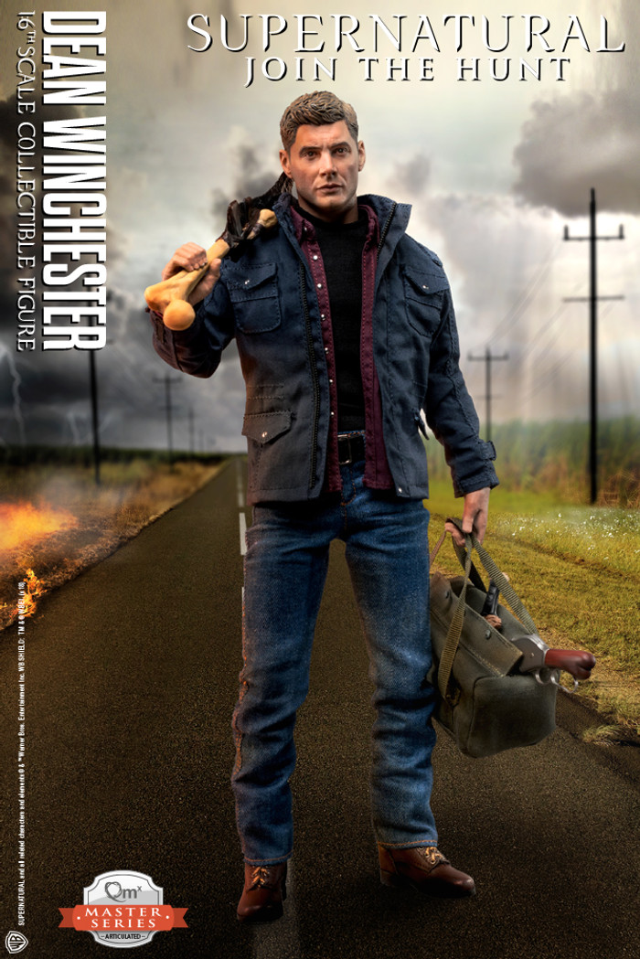 Quantum Mechanix - Supernatural: Dean Winchester