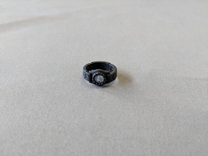Other - Modern Civilian - Accessories: Black Wrist Watch