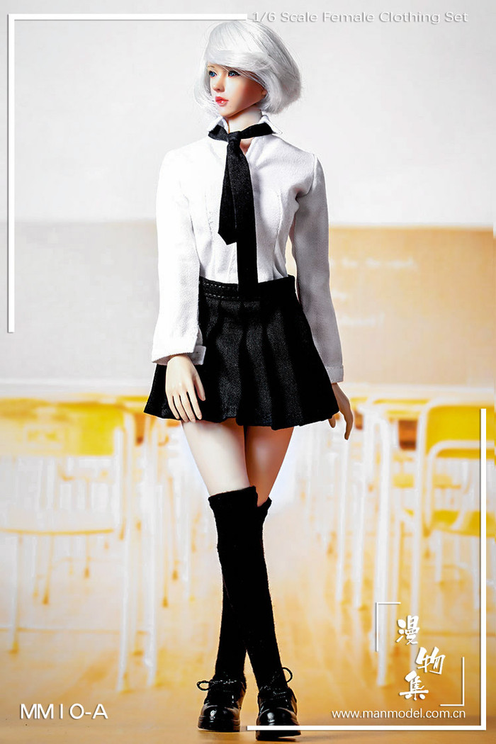 Manmodel - Girl's School Dress Suit