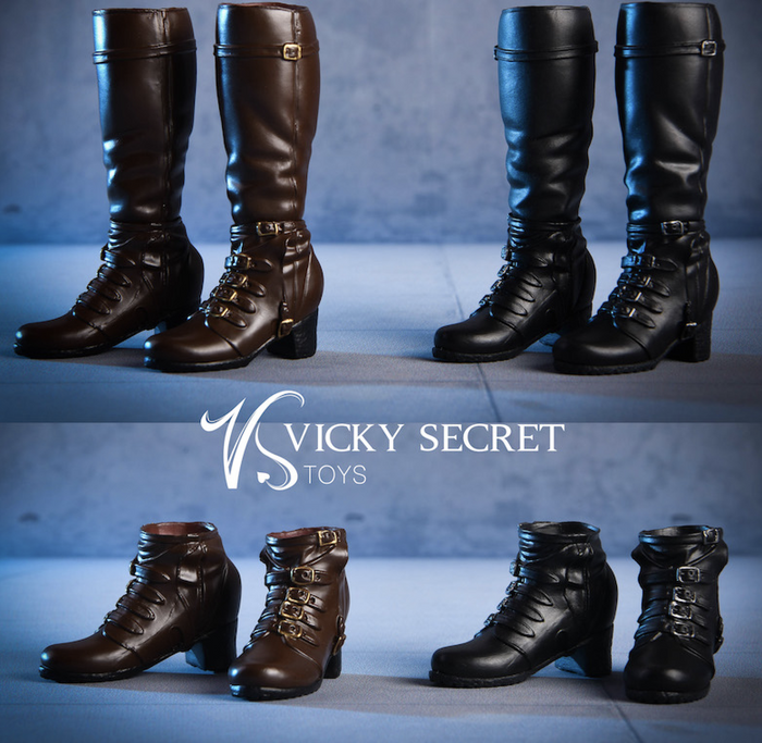 VS Toys - Female High Heel Boots
