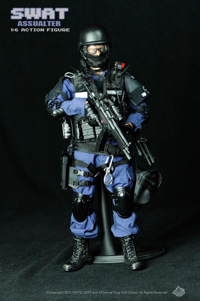 KADHOBBY - SWAT Assaulter