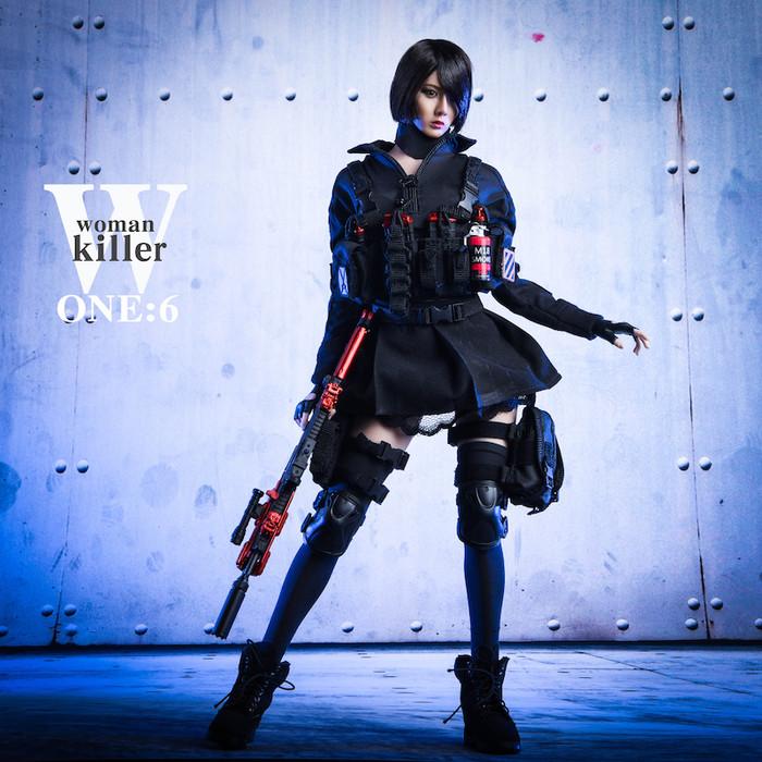 VS Toys - Female Assassin