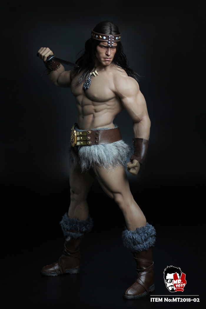 Mr Toys - Barbarian A