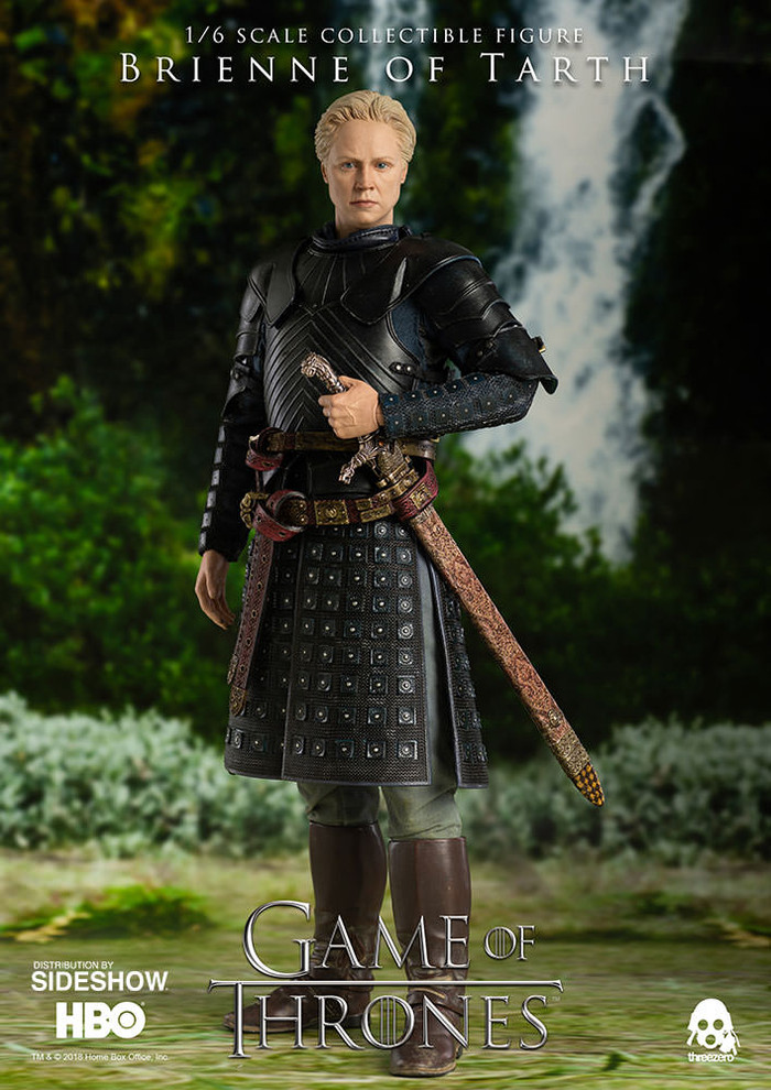 Threezero - Game of Thrones: Brienne of Tarth