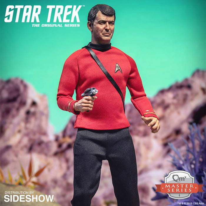 Quantum Mechanix - Star Trek TOS: Lt Commander Montgomery Scott Scotty