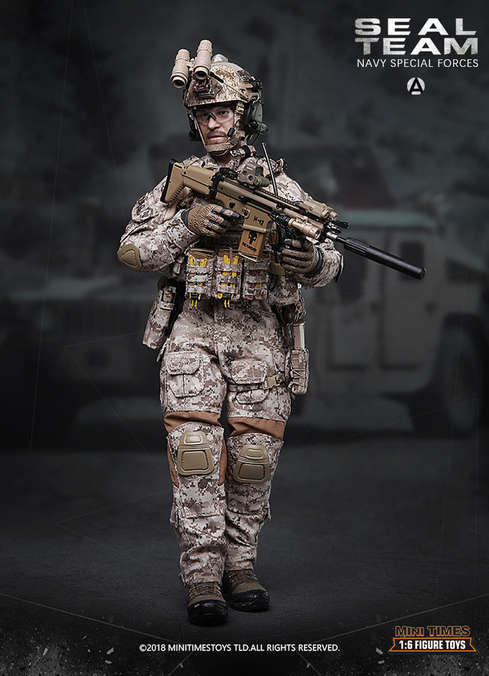 Mini Times - SEAL Team Navy Special Forces