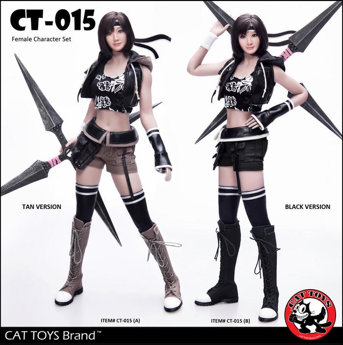 Cat Toys - Fantasy Character Set