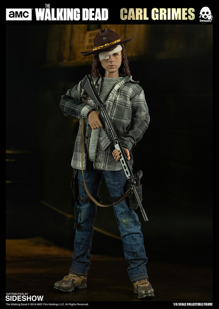 Threezero - The Walking Dead: Carl Grimes