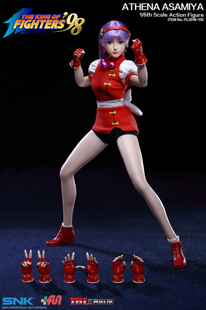 TBLeague - KOF98 Athena Asamiya