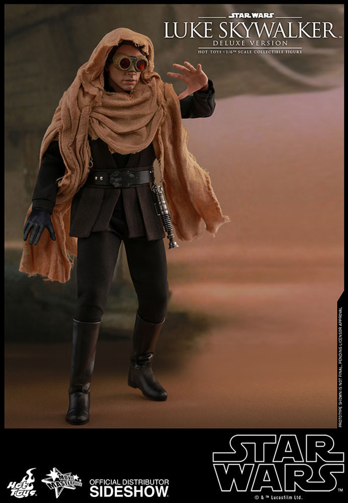 Hot Toys - Star Wars Episode VI: Return of the Jedi - Luke Skywalker Deluxe Version