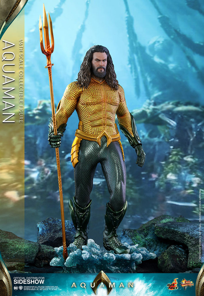 Hot Toys - Aquaman Movie: Aquaman