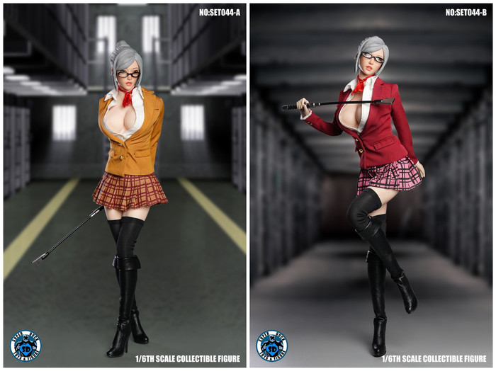 Super Duck - Cosplay Series - School Uniform Set