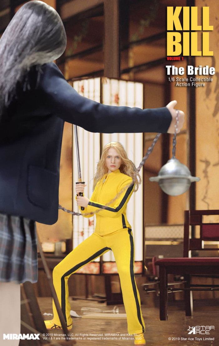 Star Ace - Kill Bill Vol.1: The Bride