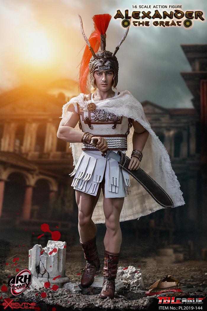 TBLeague - Alexander the Great