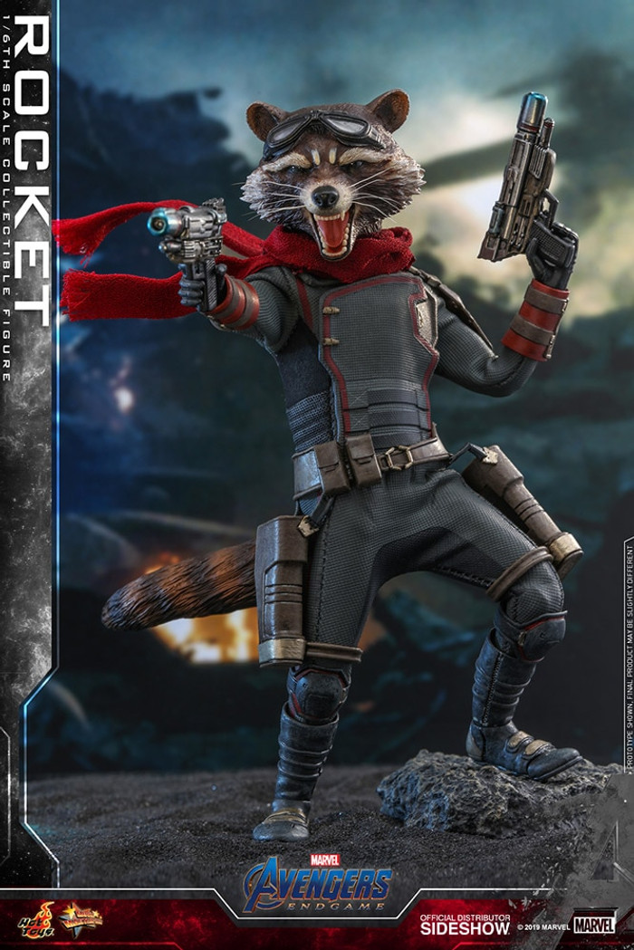 Hot Toys - Avengers: Endgame - Rocket